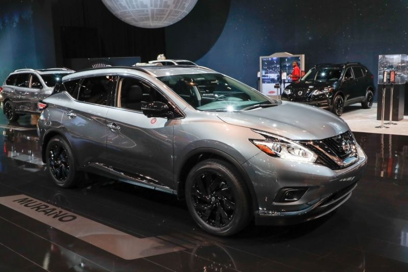2020 Nissan Murano Review Redesign Specs 2020 2021