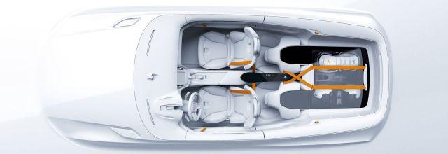 2020 Volvo XC50 interior