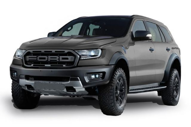 2020 Ford Everest Raptor