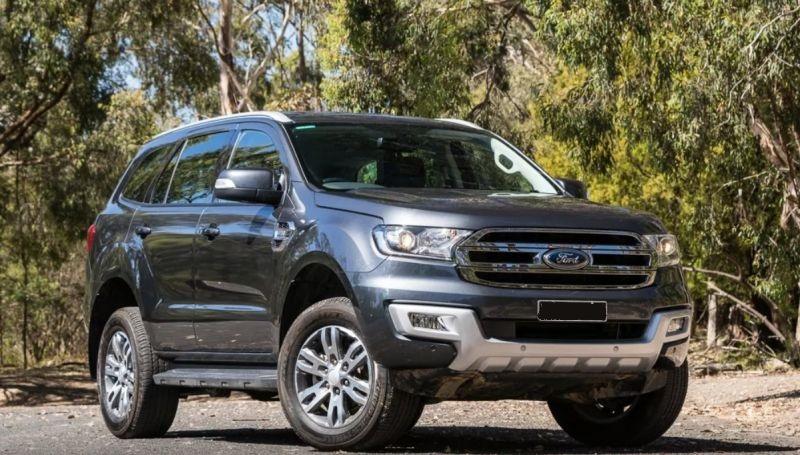 Next Gen 2020 Ford Everest Will Get A Raptor Version 2019 2020