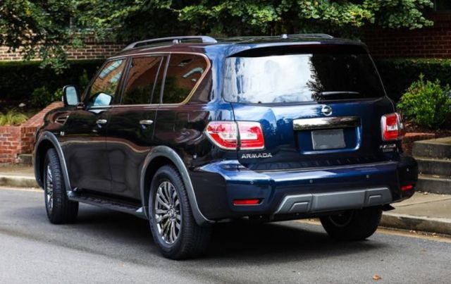 2020 Nissan Armada Redesign Release Date And Price 2020 2021