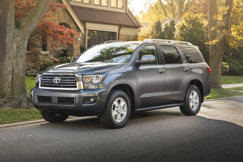 First Look: 2020 Toyota Sequoia Redesign, Platinum - 2020 / 2021 New SUV