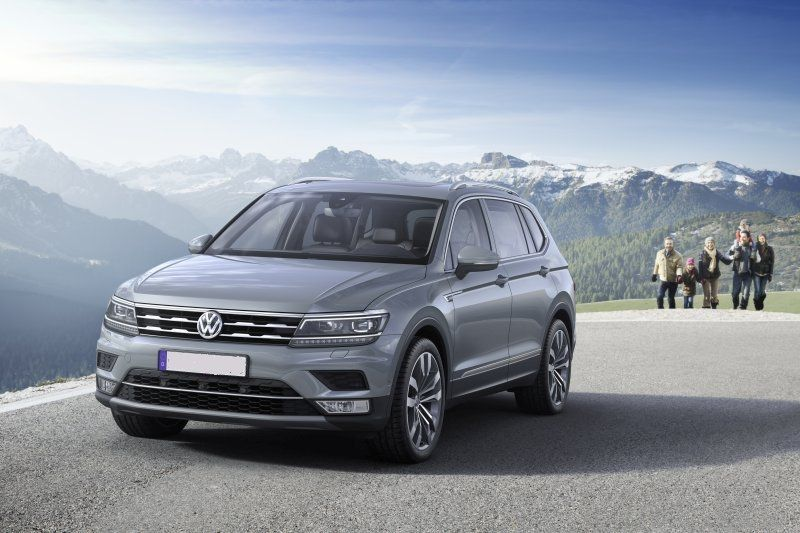 2021 VW Tiguan R-Line – Release Date, Price And Photos >> 2020 Vw Tiguan Changes R Line Package 2020 2021 New Suv