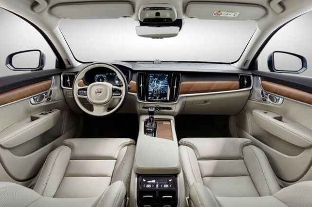 2020 Volvo XC90 Redesign, Hybrid, T8, Interior >> New 2020 Volvo Xc90 To Be Completely Redesigned 2020