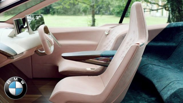 BMW Vision iNext Concept interior