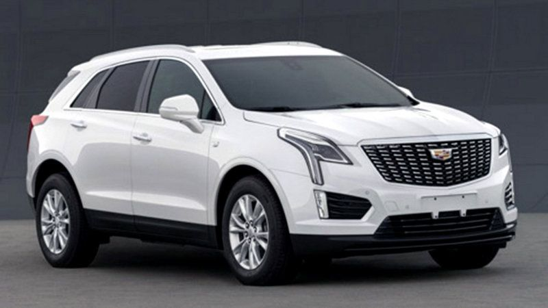 2020 Cadillac XT5 Redesign - 2020 / 2021 New SUV