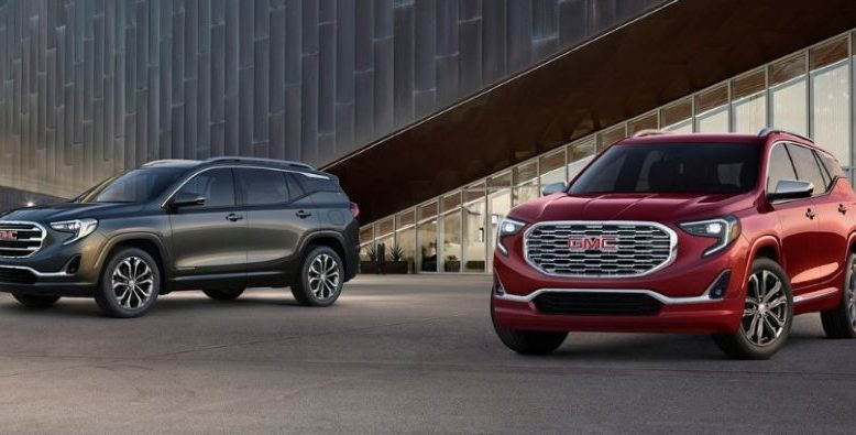 2020 gmc terrain denali review  redesign  specs   2021 new suv