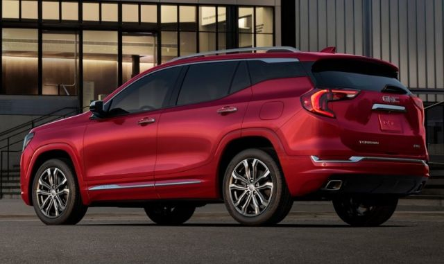 2020 GMC Terrain Denali Review, Redesign, Specs - 2020 ...