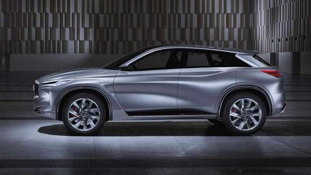 2020 infiniti qx70 exterior will get a design boost   2021 new suv