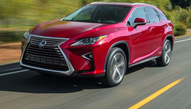 Lexus Rx 350 Archives 2020 2021 New Suv