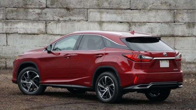 2020 Lexus RX 350: Redesign, Changes, F Sport - 2020 ...