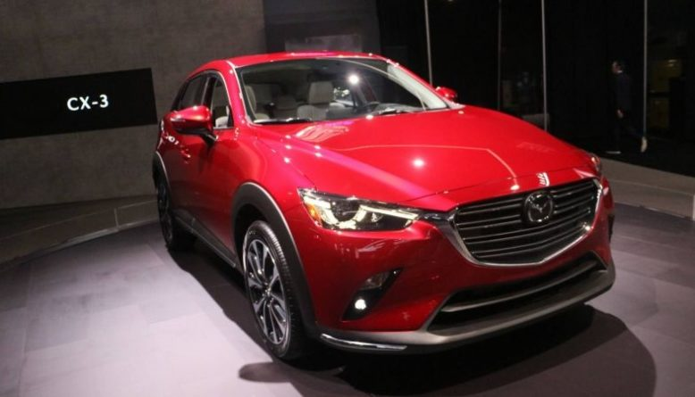 2020 Mazda CX-3 Engine Will Get An Additional Boost - 2020 ...