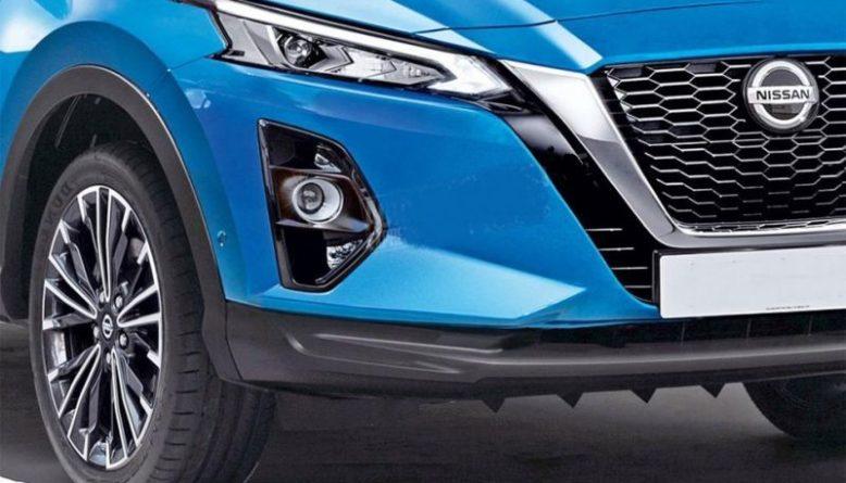2020 Nissan Qashqai front