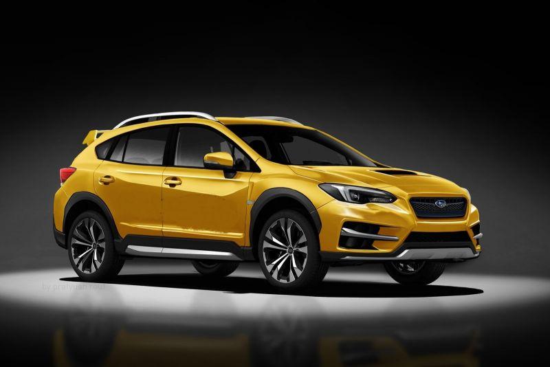 2020 Subaru Crosstrek XTI Top Speed, Acceleration, Hybrid ...