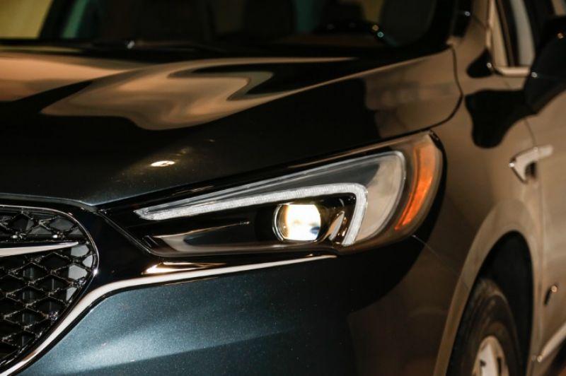 2020 Buick Enclave front