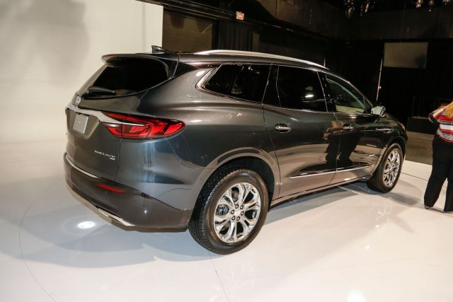 2020 Buick Enclave: Changes, Avenir Trim, Price - 2020 ...