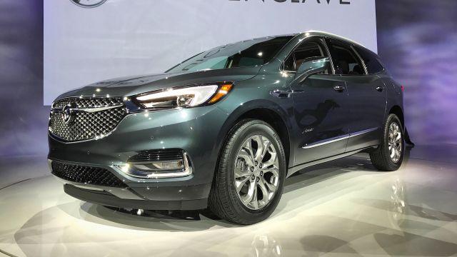 2020 Buick Enclave: Changes, Avenir Trim, Price - 2020 / 2021 New SUV