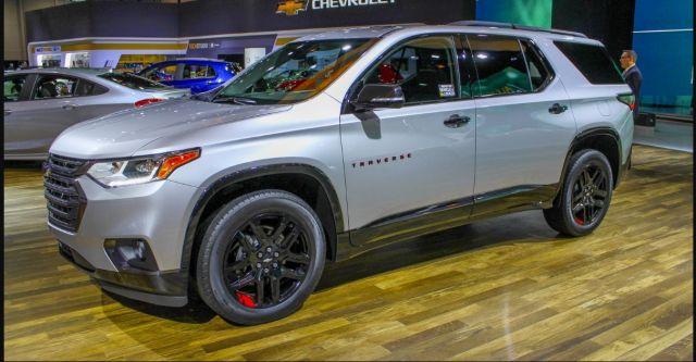 2020 Chevy Traverse: Redesign, Specs, Platform, Release ...