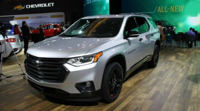 2020 Chevy Traverse Redesign Price And Release Date >> 2020 Chevy Traverse Redesign Specs Platform Release Date