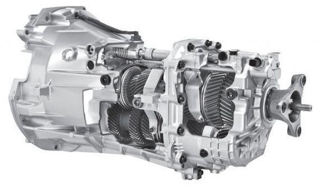 2020 Ford Bronco drivetrain