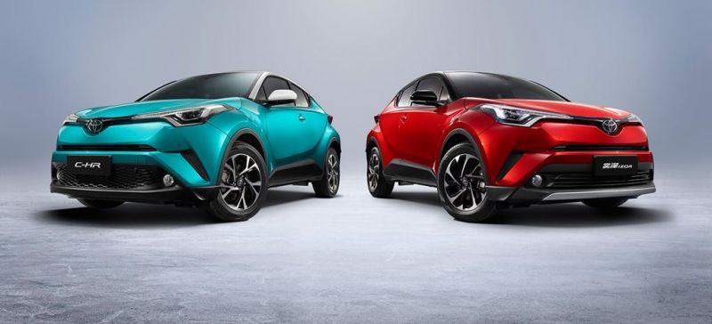 2020 Toyota CHR Changes, Colors, Review >> 2020 Toyota Chr Changes Colors Review Upcoming New Car Release 2020