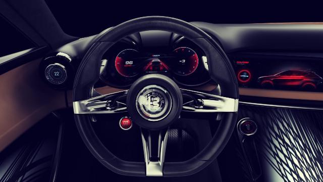 2020 Alfa Romeo Tonale interior