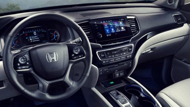 2020 Honda Pilot Hybrid Interior Redesign Arrival Suv Project