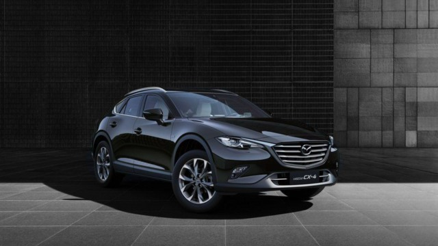 2020 Mazda CX-4 design