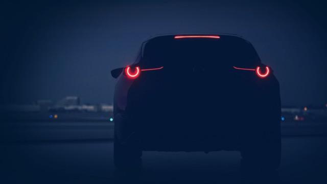 2020 Mazda CX-4 rear