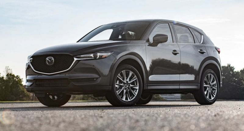 Best Luxury Compact Suv >> 2020 Mazda CX-5 Turbo First Look, Redesign, Price - 2020 / 2021 New SUV