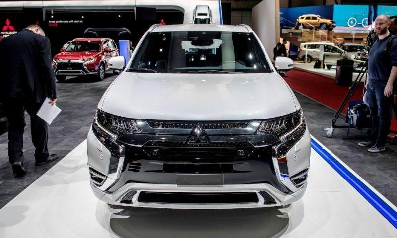 2020 Mitsubishi Outlander Phev Range Usa Specs 2020 2021 New Suv