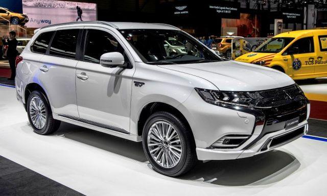 2020 Mitsubishi Outlander PHEV Range, USA, Specs - 2020 ...