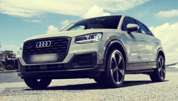2020 Audi Q2 exterior