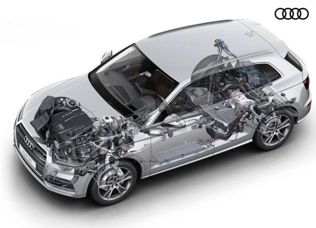 2020 Audi Q5 Hybrid specs