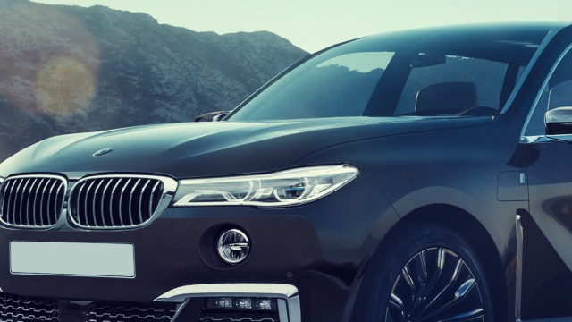 2020 BMW X8 coupe exterior design