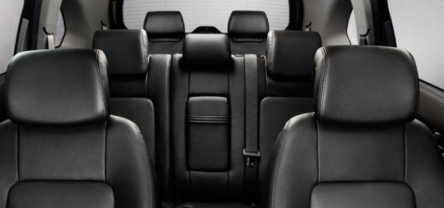 2020 Chevrolet Captiva seats