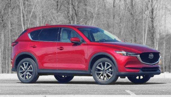 2020 Mazda Cx-5 Diesel AWD exterior