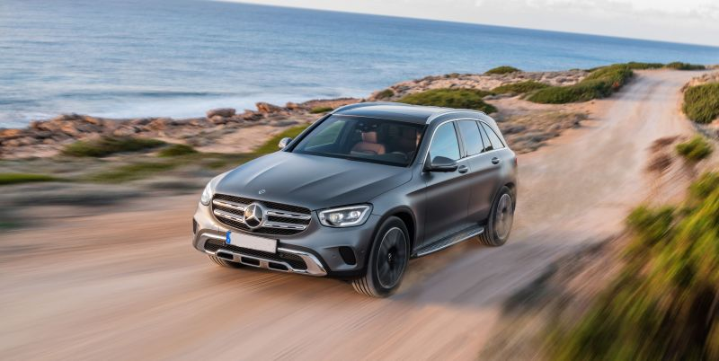 All-New 2020 Mercedes-Benz GLC Offers Sporty Styling ...