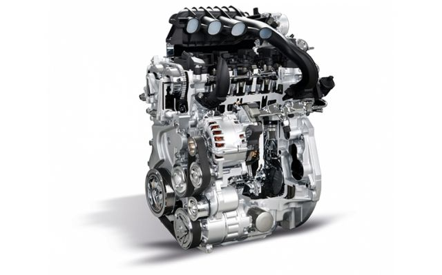 2020 Nissan X-Trail engine