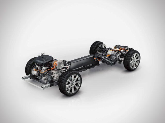 2020 Volvo XC70 hybrid