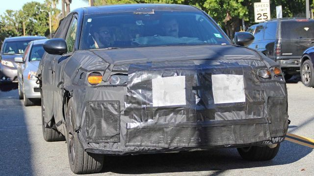2020 Acura MDX Type S Spied Testing - 2020 / 2021 New SUV