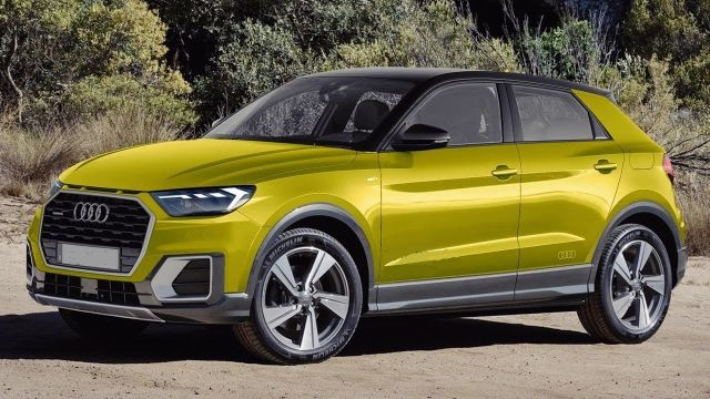 2020 Audi Q1 Archives - 2020 / 2021 New SUV