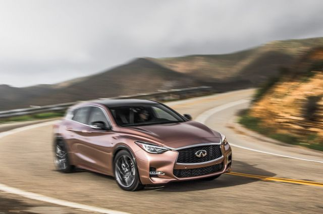 2020 Infiniti QX30 Becomes Electric Crossover SUV >> 2020 Infiniti Qx30 First Look Redesign 2020 2021 New Suv