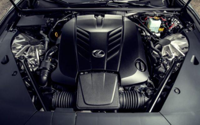 2020 Lexus GX 470 engine