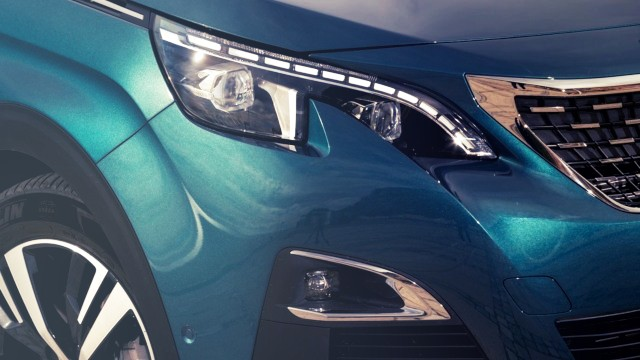 2020 Peugeot 5008 facelift