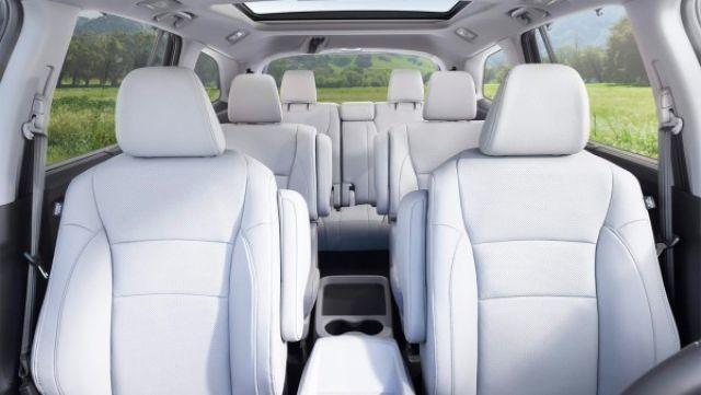 2021 Honda Pilot seats