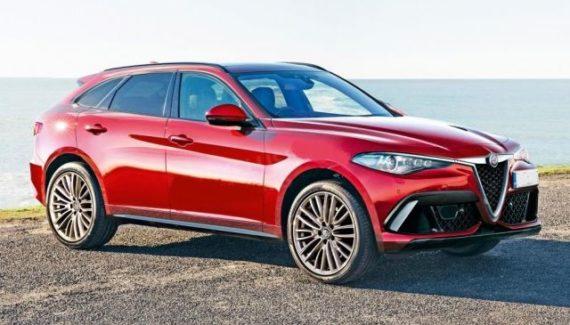 2020 Alfa Romeo Castello front