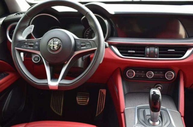2020 Alfa Romeo Castello interior
