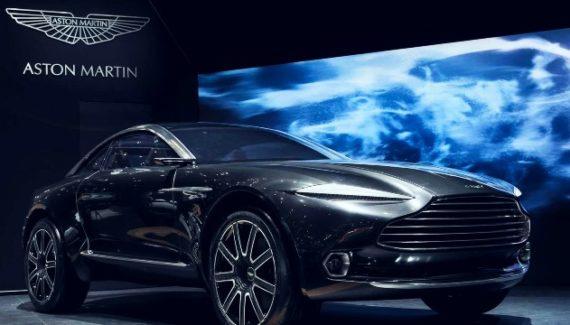 2020 Aston Martin Varekai concept