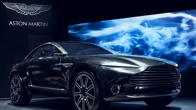 2020 Aston Martin DBX: Design, Powertrains, Arrival >> 2020 Aston Martin Varekai Could Be Named Dbx 2020 2021